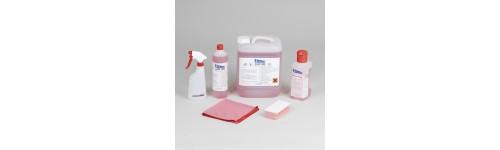 Sanitair dagelijkse reiniging